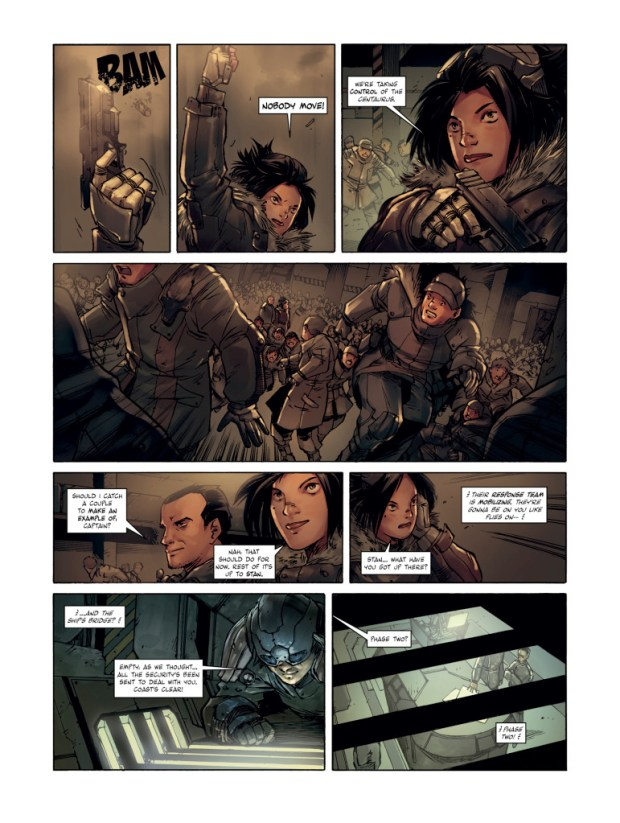 Lost Planet First Colony Page 2