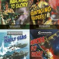 Commando Collections August 2013