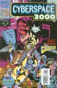 Cyberspace 3000 #1