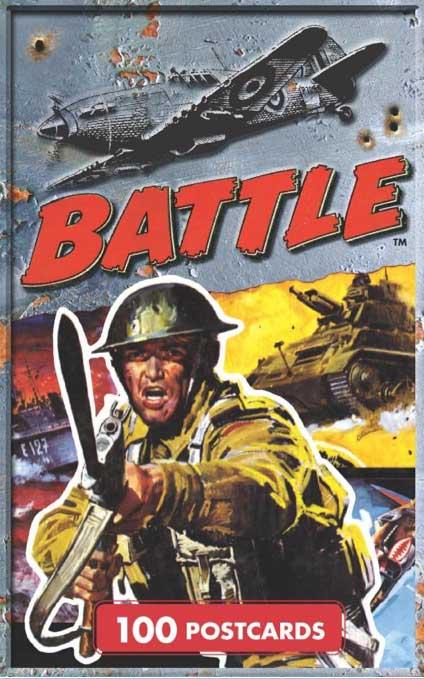 Battle Postcard Set