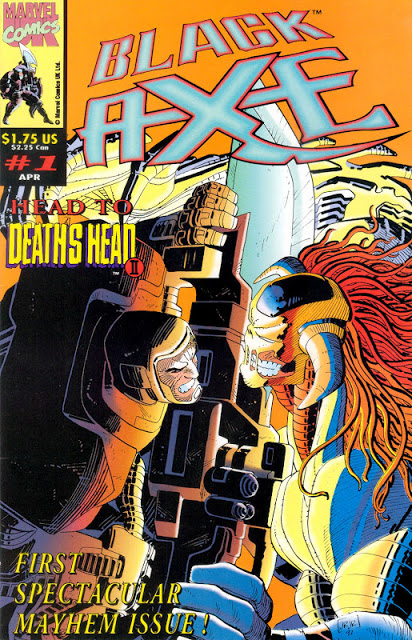 Black Axe Issue 1
