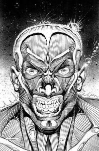 Marvel UK 'Lost Character' Warhide
