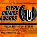 Glyph Awards Flyer