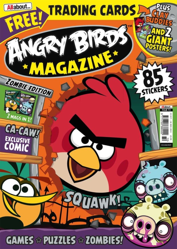 All About Angry Birds Issue 1