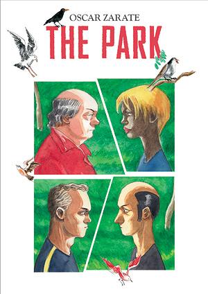 Oscar Zarate: The Park