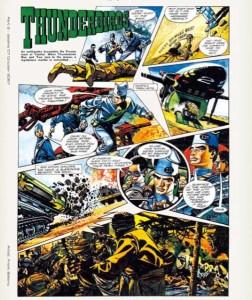 Thunderbirds Collection: Sample Spread