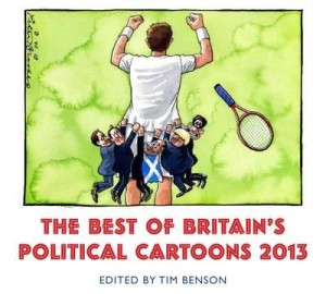 Best Of Britain's Political Cartoons 2013