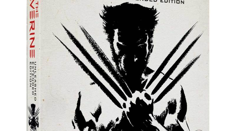 The Wolverine Blu-Ray Edition - UK