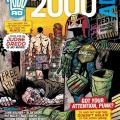 2000AD Free Comic Book Day 2014