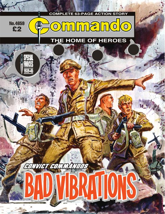 Commando 4659