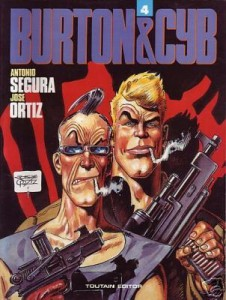 Burton & Cyb by Segura and Ortiz