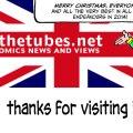 downthetubes 'Christmas Card' 2013