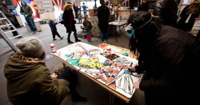Kick Ass 2 Canvas Event 2013