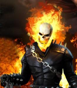 Marvel Heroes - Ghost Rider