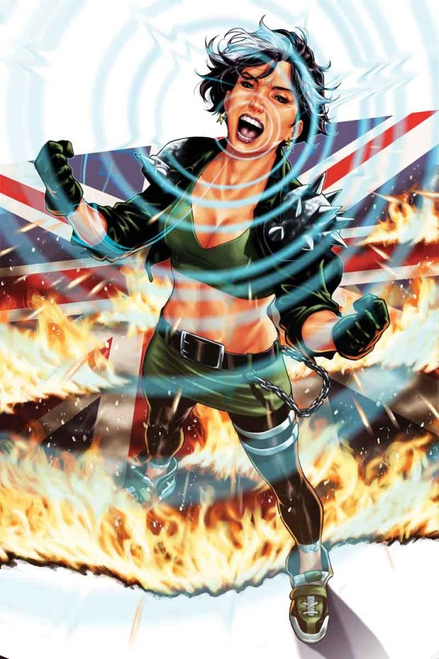 Revolutionary War Part 6: Motormouth #1