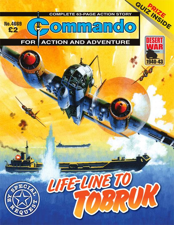 Commando 4669