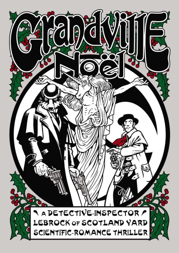 Grandville: Noel Cover