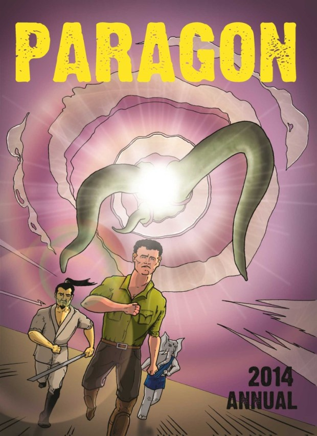 Paragon Annual 2014