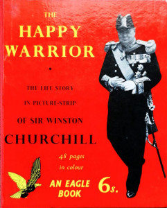 The Happy Warrior: the Hulton Press edition, published in 1958