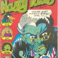 "Nasty Tales, a promotional image for the British Library's 2014 ""Comics unmasked"" exhibition. © Dave Gibbons"