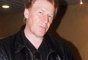 Pat Mills at Raptus, 2003