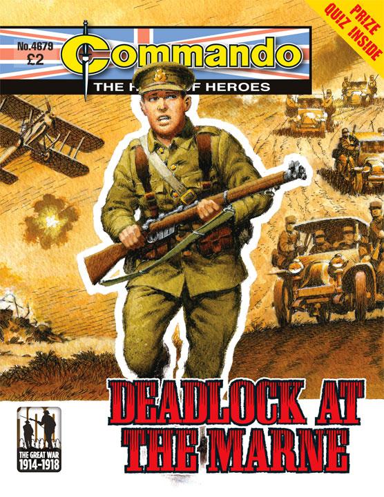 Commando 4679
