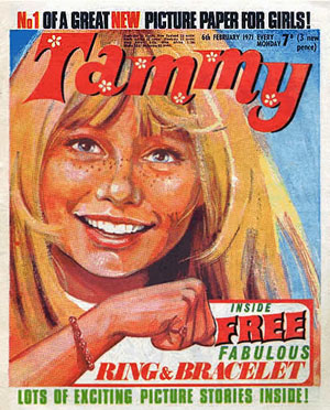 Tammy Issue 1