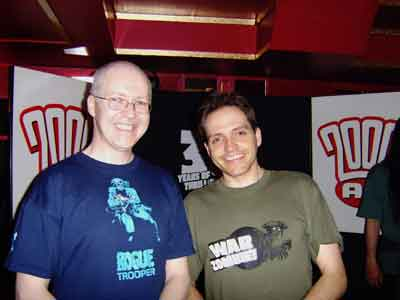 Mike Carroll and Matt Smith, 2007