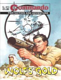 Commando #4014, cover by Ian Kennedy