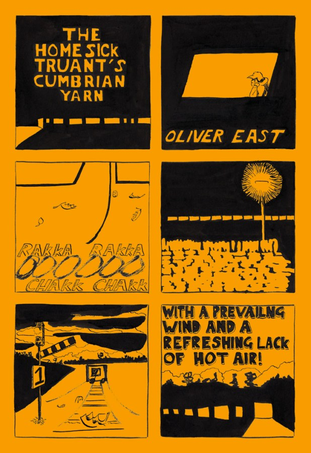 Homesick Truant's Cumbrian Yarn by Oliver East