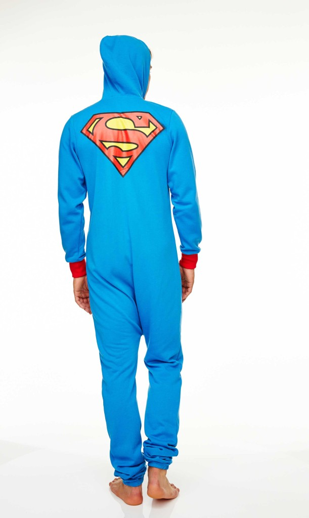 Superman Onesie from Red5 (www.red5.co.uk)