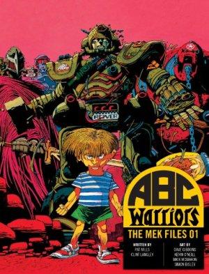ABC Warriors: Mek Files 01