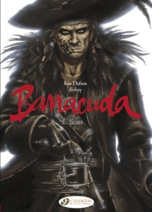 Barracuda Volume 2: Scars