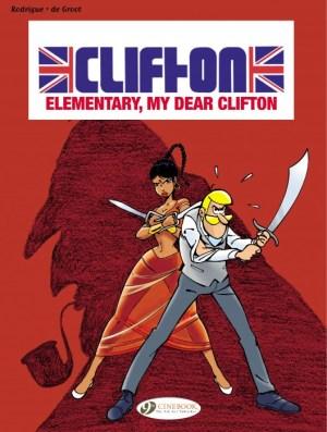 Clifton Volume 7 - Elementary, My Dear Clifton
