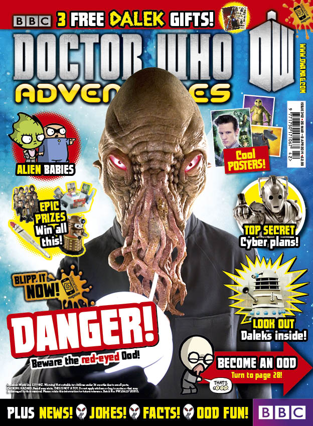 Doctor Who Adventures 342