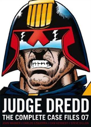 Judge Dredd Case Files