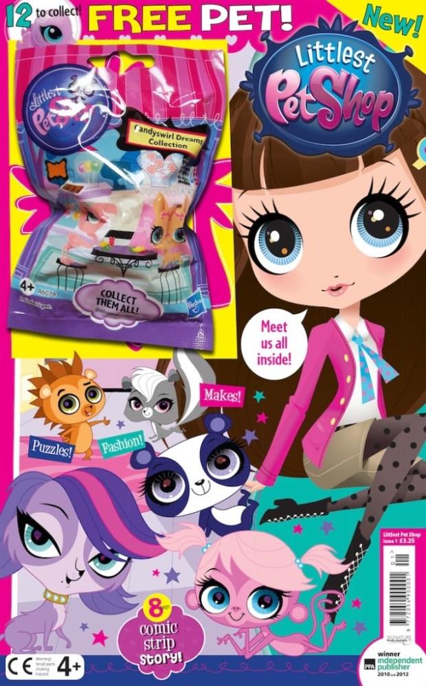 Littlest Pet Shop Issue One