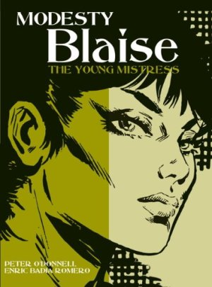 Modesty Blaise: The Young Mistress