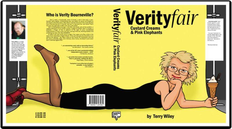 Verity Fair: Custard Creams and Pink Elephants