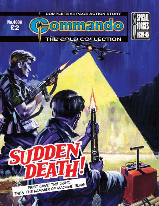 Commando 4696