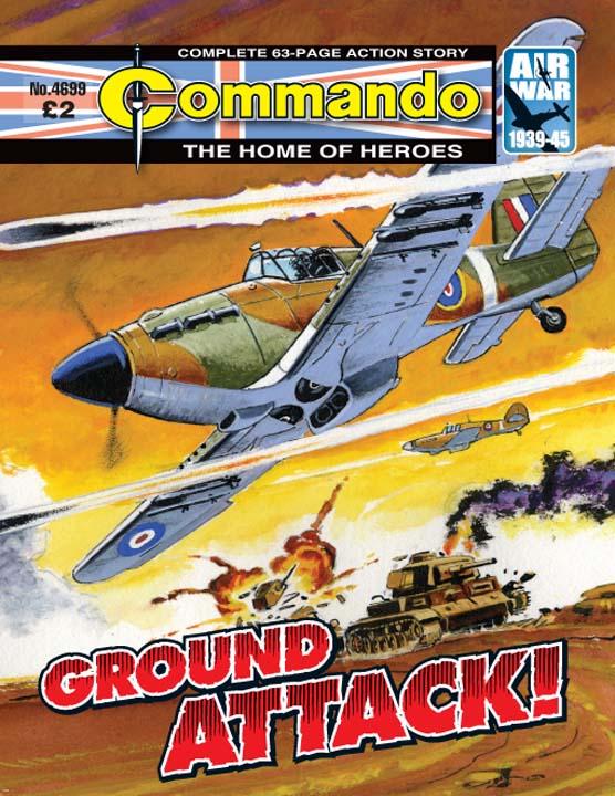 Commando 4699