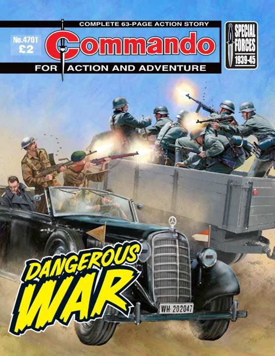 Commando 4701