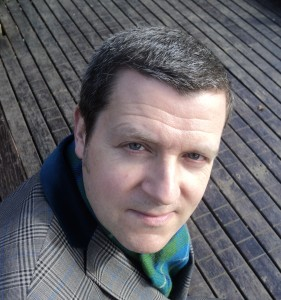 Robbie Morrison. Photo: Deborah Tate