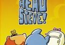 "Jamie Smart's ""Fish Head Steve"" heading to your TV screens?"