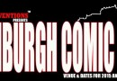 SBA is Dead – Long live Edinburgh Comic Con!