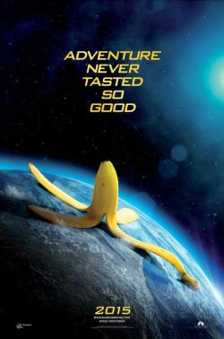 Bananaman Movie Poster
