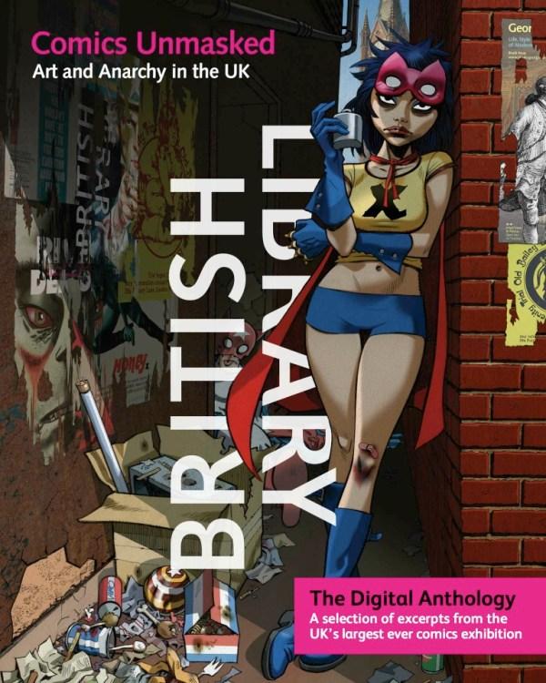 Comics Unmasked Digital Anthology