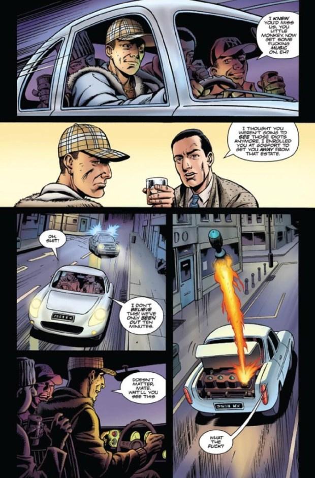 The Secret Service - Sample Page 2