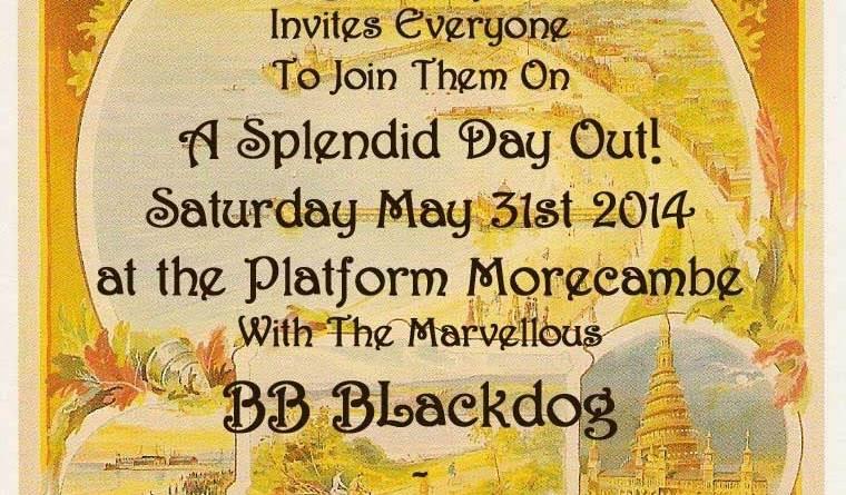 Morecambe Steampunk Festival 2014