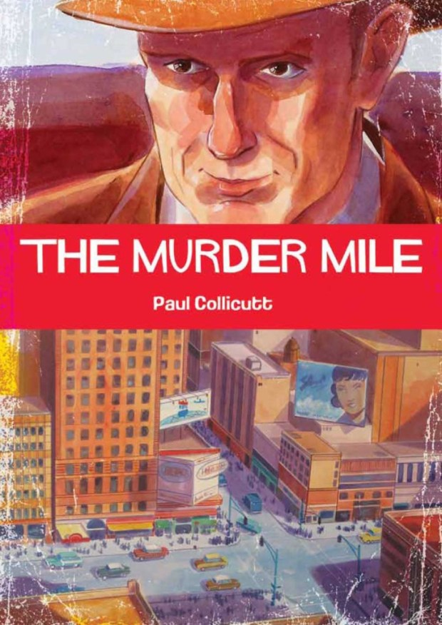 The Murder Mile - Cover
